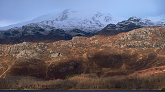 above Loch Maree
