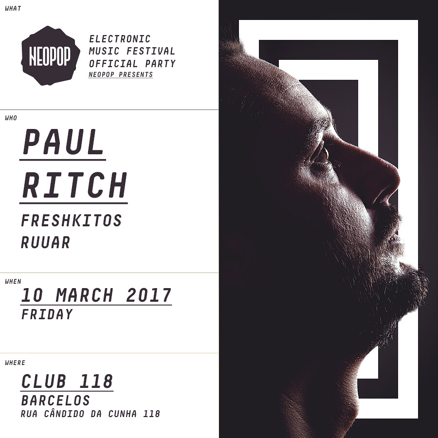 Paul Ritch - promo image