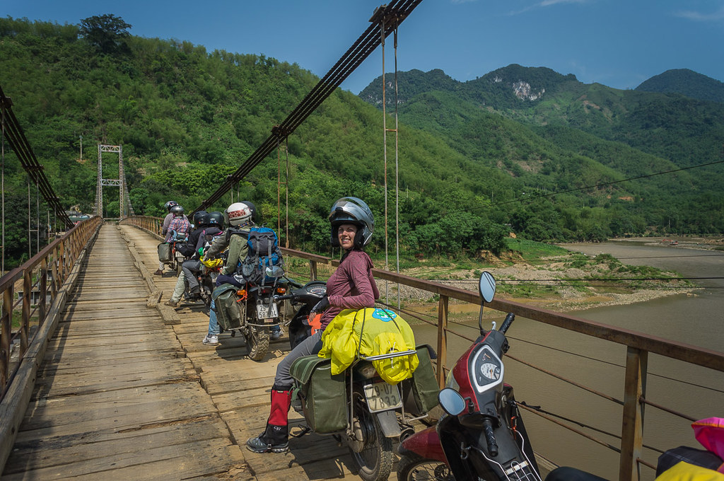 Motorcycling through Vietnam