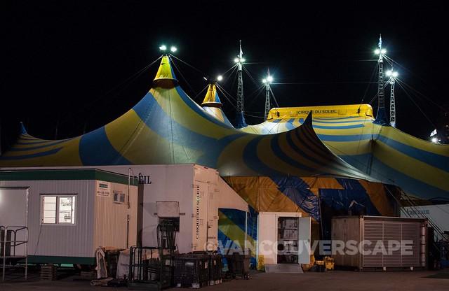 Cirque du Soleil TOTEM backstage-23