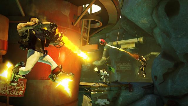 Free-to-play шутер Loadout выйдет на PlayStation 4