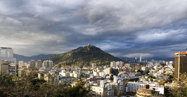 Santiago Chile / Vista Este