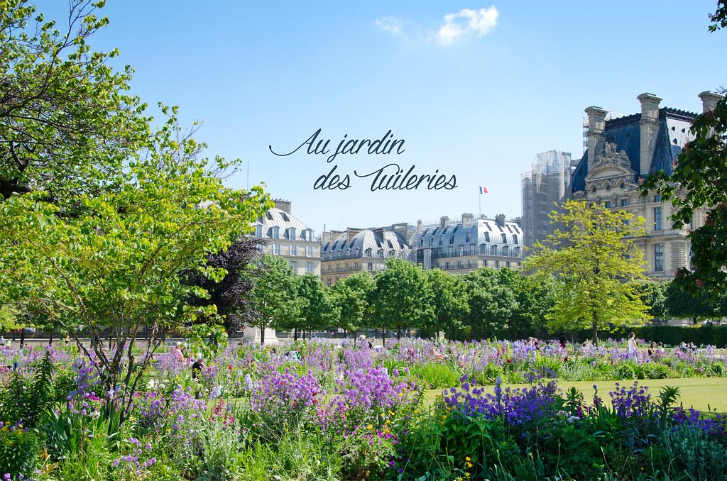 au jardin des tuileries - Jardins Des Tuileries