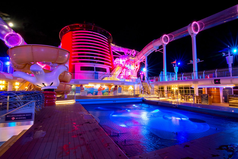 Mickey Pool