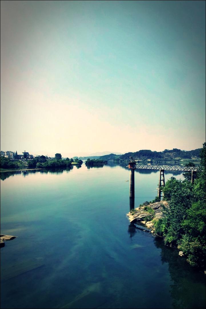 탄금대-'남한강 자전거 종주 Bike Riding Namhan river Korea'