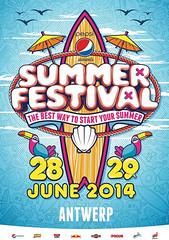 cyberfactory 2014 summer festival nieuw zuid antwerpen belgium