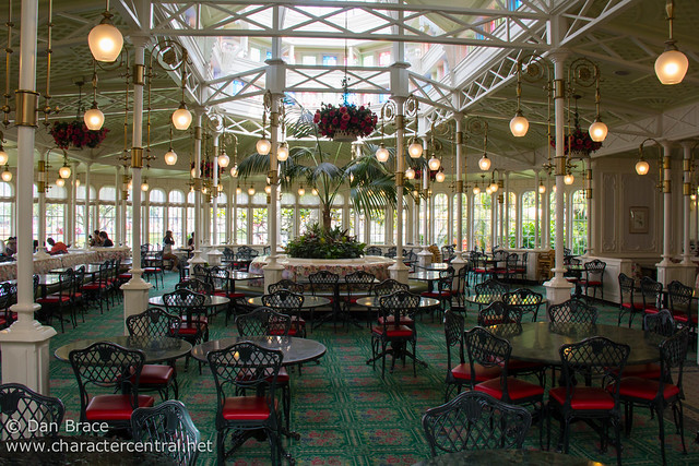 The Crystal Palace Restaurant