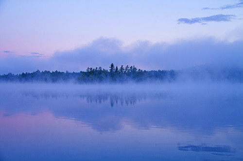 morning camping nature canon landscape peace peaceful adirondacks adventure bluehour canoeing adk longlake 2014 forkedlake