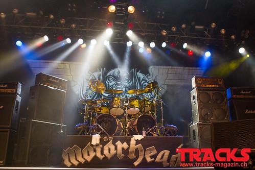 Motorhead @ Eishalle Wetzikon - Zurich