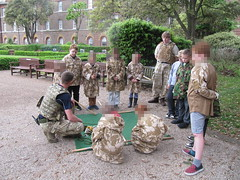 Commando Survival Training