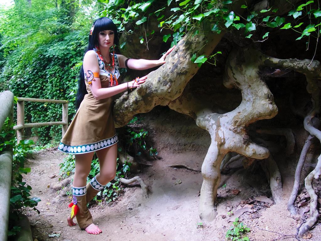related image - Shooting Yuuko Ichihara - XxxHOLiC -  Vallée de Saint Pons - 2014-05-25- P1850658