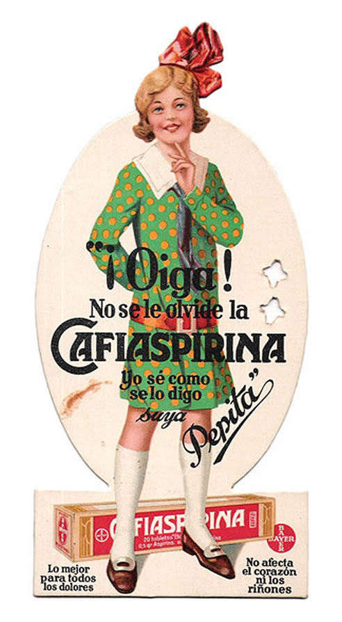 publicidades montevideanas de hace un siglo