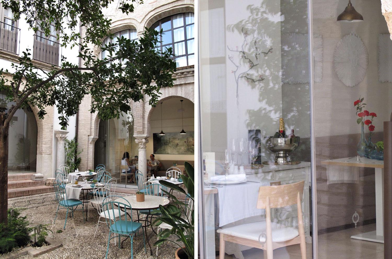 balcon de cordoba_patios_empedrado_patio principal_desayunos