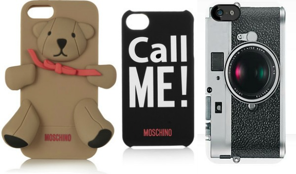 funda movil moschino