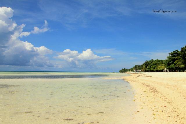 Anda Beach Bohol