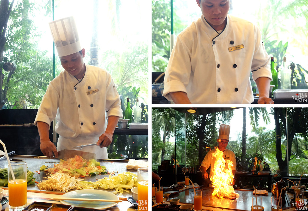 14426088480 0e843cd527 b - My first Teppanyaki-All-You-Can Experience at Yurakuen Diamond Hotel