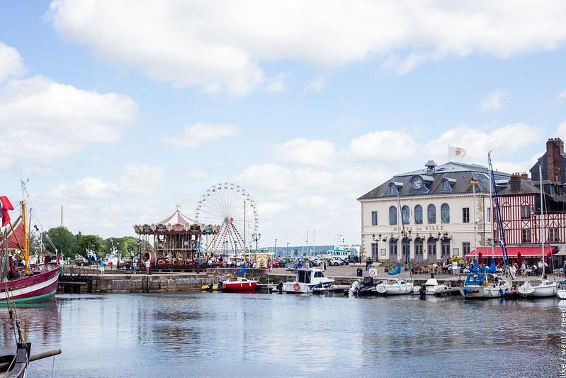 Port de Honfleur