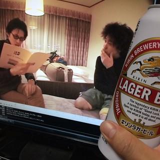お疲れさまでしたー #beer