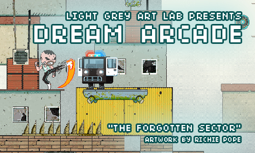 Dream Arcade - Forgotten Sector Promo