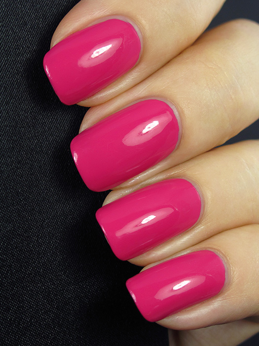 IsaDora Gel Nail Lacquer - Cherise