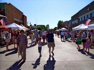 Ames Farmer's Market
