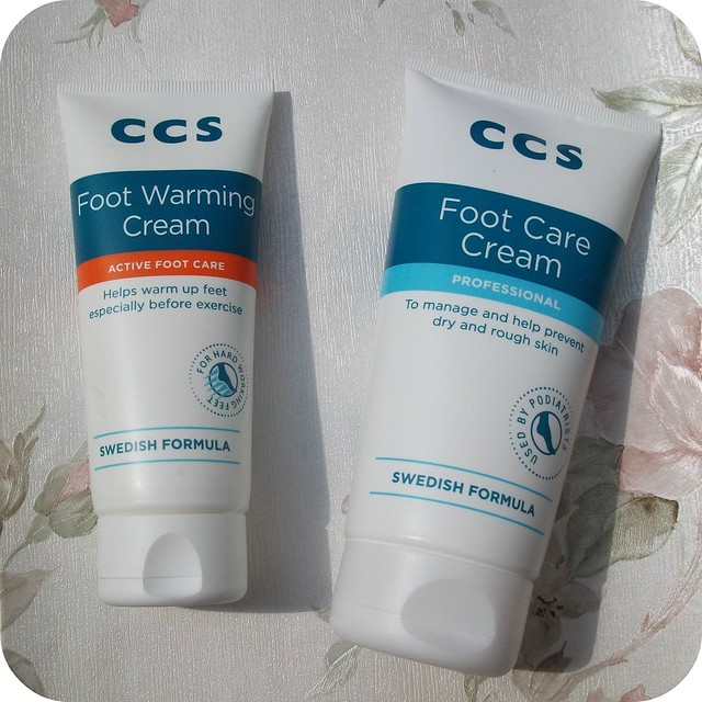 CCS Foot Care Products
