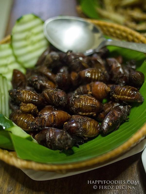 Abal-abal crispy with kamatis