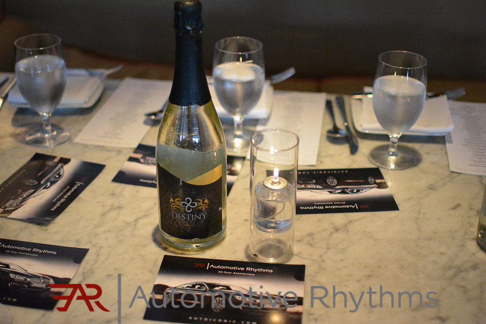3rd Annual BMW & Automotive Rhythms ESPY Dinner Experience
