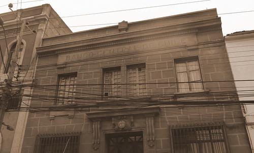 Banco Central, Iquique