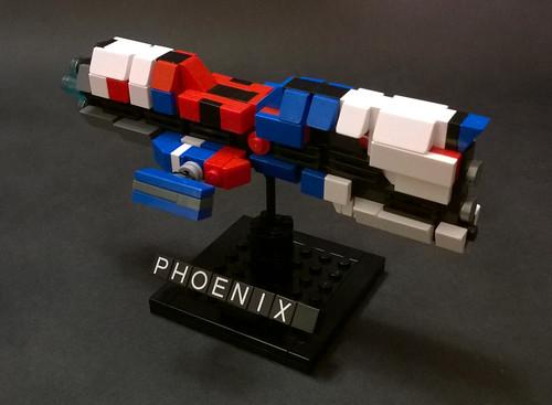 Microscale Phoenix