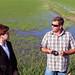 Agriculture Deputy Secretary Harden Yolo Bypass Wildlife Area CA