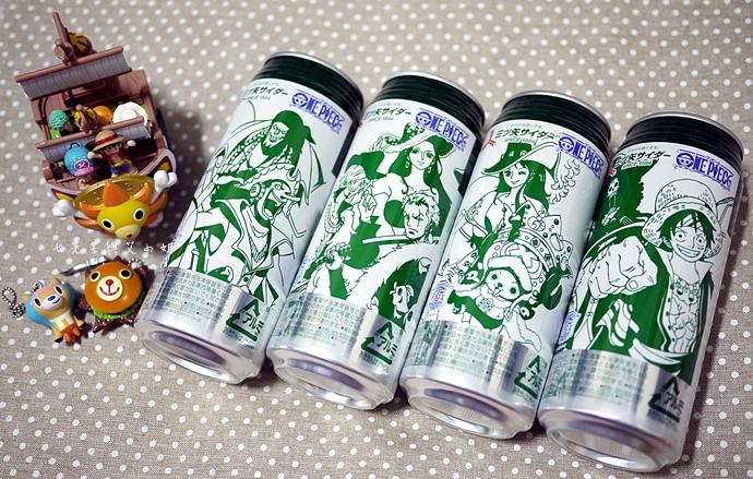 三矢蘇打 航海王 ONEPIECE 15週年限定版上市啦~航海迷快衝!