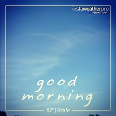 #instaweather #florida