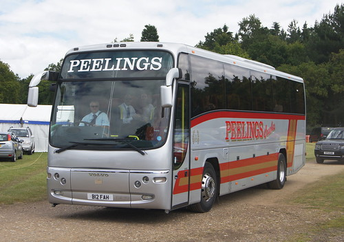 Norfolk Show - Coaches 1A (c) David Bell