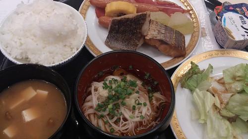 2014,7朝食会