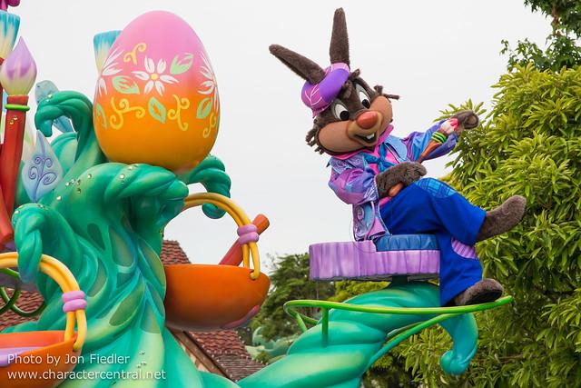 Tokyo May 2014 - Hippity-Hoppity Springtime