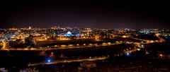 Jérusalem - La vieille ville de nuit