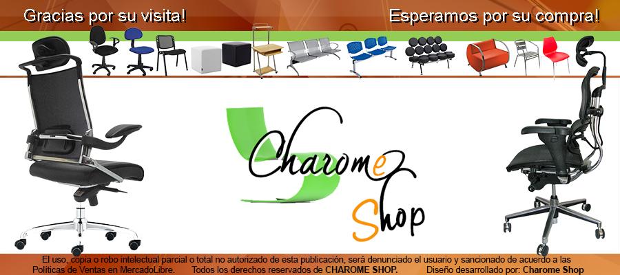 Gracias por su visita! Charome Shop