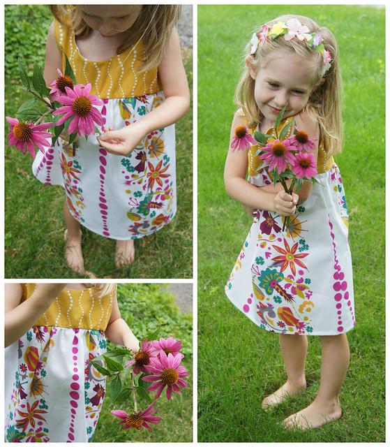 Flower Pond Dress 3