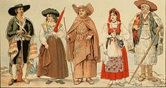 """Image from page 156 of """"Geschichte des Kostüms"""" (1905)"""
