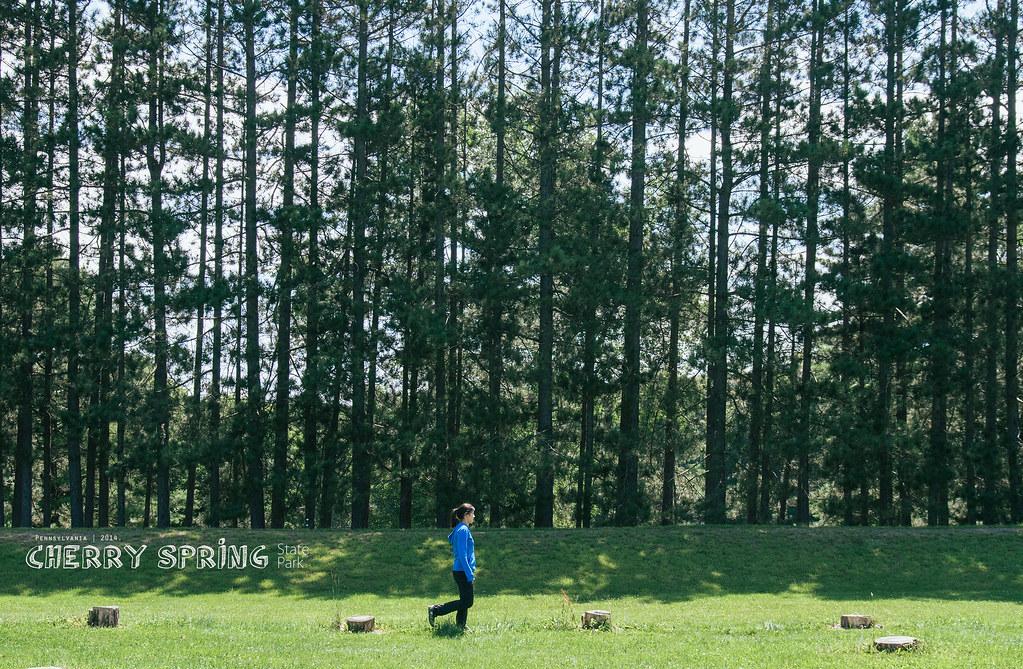 美東北部觀星聖地 - Cherry Spring 公園