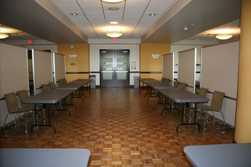 CMU Mississippi Room - Exhibit