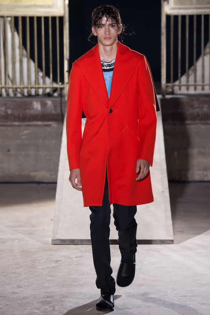 SS15 Paris Raf Simons010_Ryan Hassaine(VOGUE)