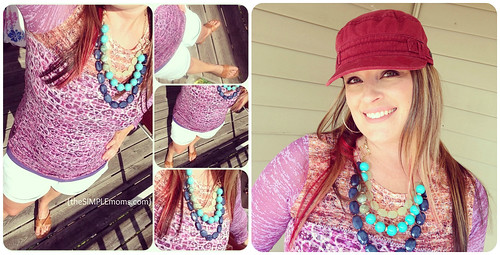 prAna hat and outfit fun