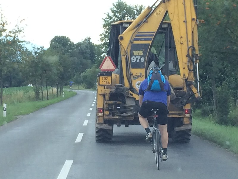 Driving Around Czech (7/15/14)