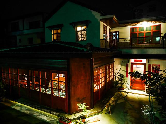 [苗栗 苗栗市]–日式老建築,有家的溫暖–老家咖啡館