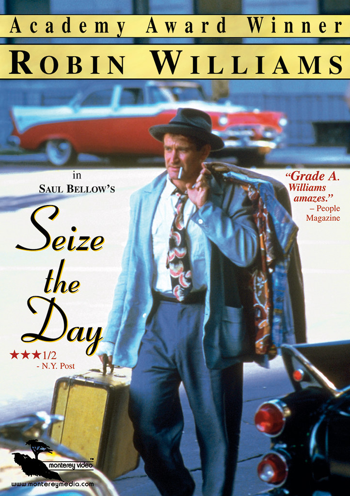 Seize the Day poster art