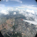 Shenzhen city from the air by MelindaChan^··^