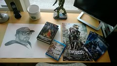 343 Industries Visit And Gifts