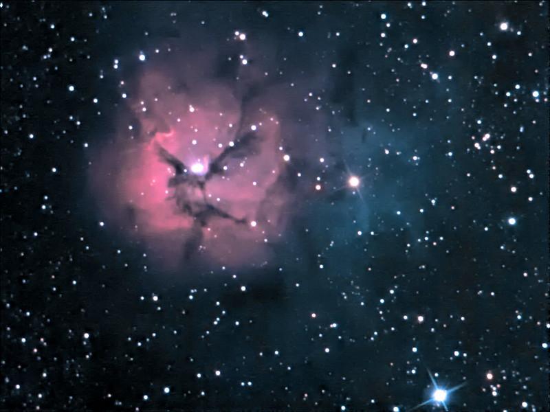 M20 Nebulosa Trifida